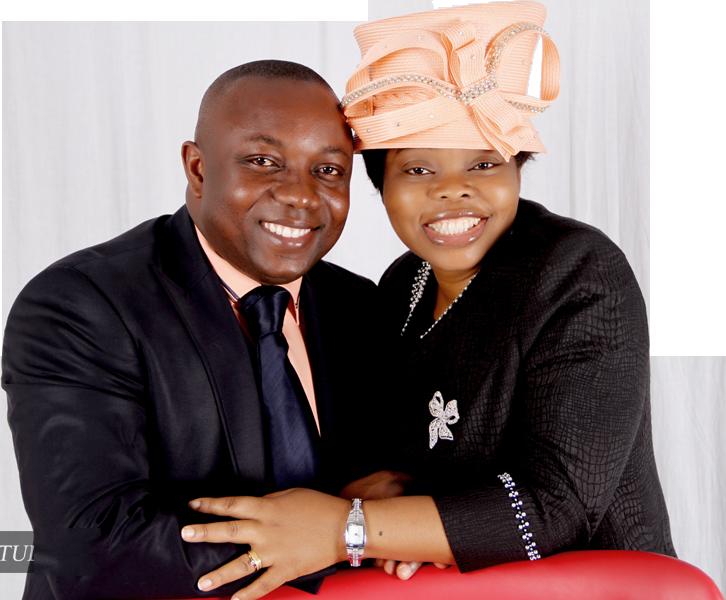 Pastor Sola & Titi Olukoya